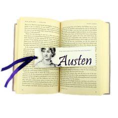 Book-Bookmarks-Jane-Austen