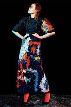 Fashion Scout Ones To Watch: Anita Hirlekar, JS Shin, Leaf Xia and Typical Freaks (Vogue.co.uk)
