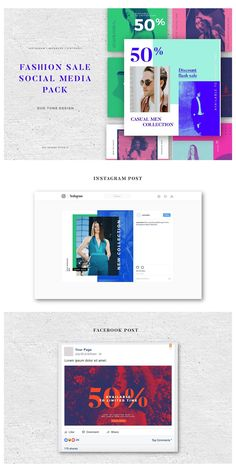 #adv Duo Tone, Instagram Story, Instagram Posts, Social Media Template, Fashion Sale, Layout Inspiration, Creative Studio, Lorem Ipsum, Typography