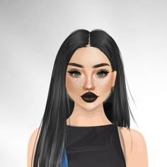 Échale un vistazo a mi foto en Stardoll - ¡la comunidad de fama, moda y amigos! Tumblr Girl Drawing, Tumblr Drawings, Cute Drawings, Covet Fashion Games, Fashion Art, Chica Cool, Girly M, Animation Sketches, Digital Art Girl