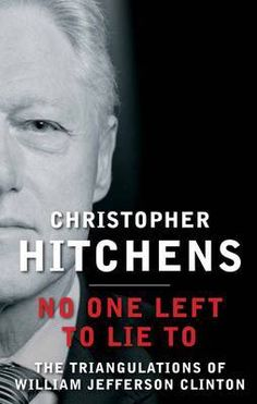 Christopher Hitchens' No One Left to Lie to