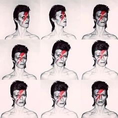 #sundayplaylist happy birthday Bowie  #peekaboo #vintage #bowie #davidbowie #aladdinsane #love #music #happybirthday #brianduffy #70s #asosmarketplace #topshop #peekaboovintage ## Peekaboovintage.com