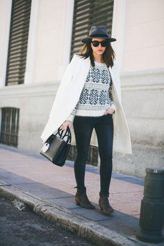 Inverno - chapéu + bota