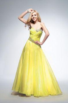ihomecoming.com SUPPLIES Charming A-Line Floor-Length Sweetheart Beadings Homecoming Dress Elegant
