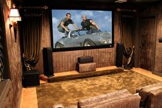 Dedicated Home Theater | IDS – Home Theater, Audio/Video, Security & Fire, Automation, Lighting Control