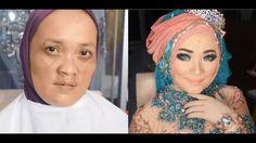 سحر المكياج |Makyaj gücü | Magic of make-up