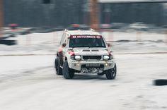 "Rallysprint ""Примринг"" - 4 этап  big Evo"