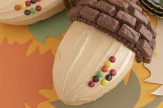Little acorn cake