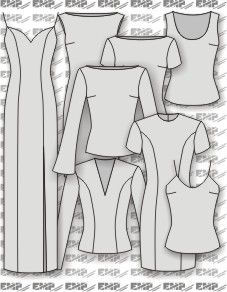 Moldes de regatas, blusas e vestidos tubo Sewing Lessons, Sewing Hacks, Dress Design Drawing, Fashion Vocabulary, Crochet Crop Top, Tops For Leggings, Fashion Sewing, Blouse Styles, Top Pattern