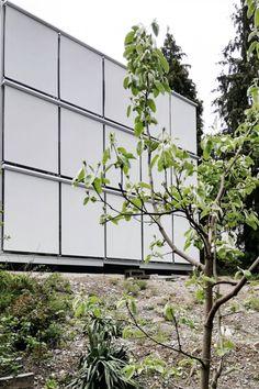 Exterior, Plants, Instagram, Grid, Detail, Modern Architecture, Trendy Tree, Winter Garden, Plant