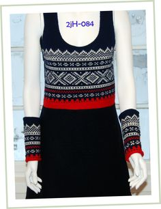 A dress/tunika inspired by Marius sweater Christmas Sweaters, Knitwear, Knit Crochet, Design Inspiration, Tank Tops, Knitting, Pattern, Clothes, Dresses