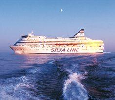 Tallink Silja » Silja Serenade Tukholmaan