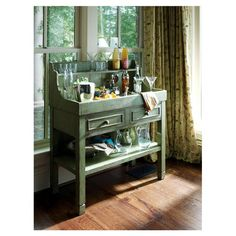 Dowses Bar Console Refurbished Furniture Home Decor Kitchen Accent