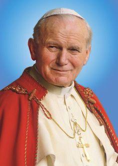 Festa: 22 de outubro Novena feita por ocasião da canonização de João Paulo II, Papa de 1978 a 2005. João...