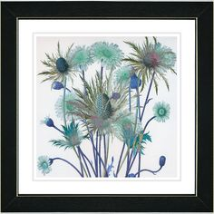 <li>Artist: Zhee Singer</li><li>Title: Highland Spring Flowers</li><li>Product type: Framed Giclee fine art print</li>