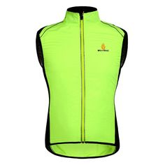 WOSAWE Tour de France Bicycle Cycling Jersey Sports Men Riding Breathable Reflective Cycle Clothing Bike Long Sleeve Wind Coat