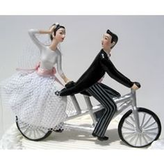 We need to find or make something like this for a wedding topper!