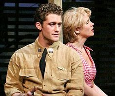 south pacific-Matthew Morrison & Kelly O'Hara