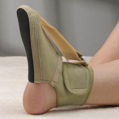 DELUXE COMFORT FOOT SUPPORT - ADJUSTABLE TENSION