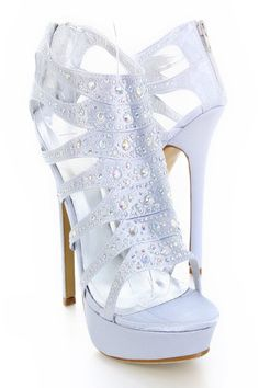 Silver Satin Upper Rhinestone Open Toes Platform Heels @ Amiclubwear Heel Shoes online store sales:Stiletto Heel Shoes,High Heel Pumps,Womens High Heel Shoes,Prom Shoes,Summer Shoes,Spring Shoes,Spool Heel,Womens Dress Shoes,Prom Heels,Prom Pumps,High Hee