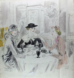 Haute Cuisine: Photographer and Renaissance Man Cecil Beaton's Recipes From the Pages of Vogue – Vogue