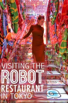 Tips for visiting Robot Restaurant in Tokyo