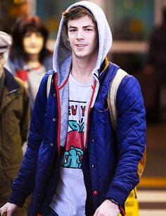 18 Reasons Why We Are Swayed by Grant Gustin's Adorable Moves