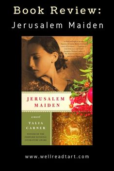 Compelling historical fiction about a young Haredi woman at the end of the Ottoman Empire who's torn between obeying her strict religion and her passion for art. #bookreviews #bookrecommendations #haredi #jerusalemmaiden #taliacarner #jewishfiction #judaism #bookstoread #ottomanempire