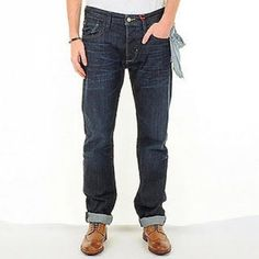 Mens Replay Jeans 29 x 34 Regular Fit  30th Anniversary Special Edition RRP£125