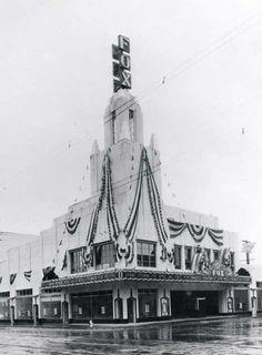 Pomona Fox Theatre in Pomona, CA - 1931 Grand Opening