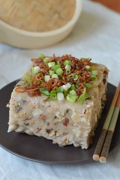 Steamed Taro Or Yam Cake 芋頭糕 Dimsumptuous