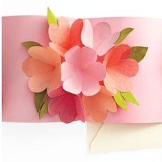 Cartão Pop-up para o Dia das Mães | Pra Gente Miúda