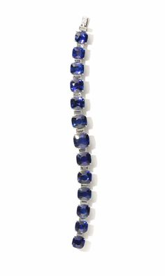 You are going to wear this? Yes or No? Sapphire Bracelets