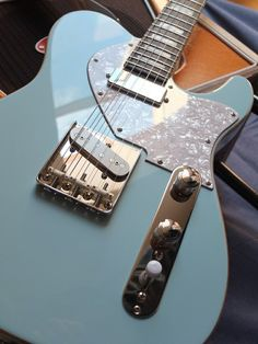 Warmoth telecaster