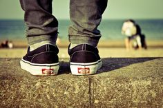 VANS- Off the Wall