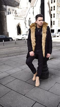Stylish Ways to Wear a Men's Parka Jacket
