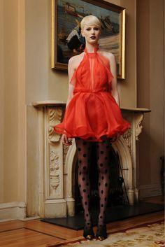 Joy Cioci Fall 2013 Ready-to-Wear Fashion Show