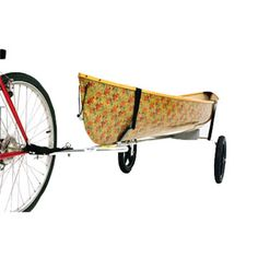 Bike Trailer Kayak Cart