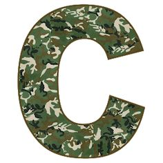Paintball Birthday, Paintball Party, Camo Birthday, Monogram Alphabet, Alphabet And Numbers, Army Party Decorations, Alphabet Party, Camouflage Party, Egypt Crafts