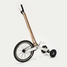 Halfbike by Kolelinia — Kickstarter
