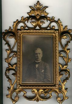 Antique Victorian Picture Frame ca. 1880