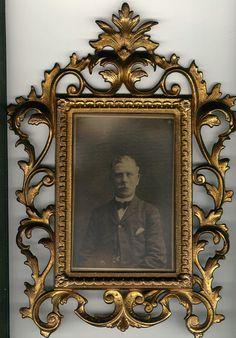 Antique Victorian Picture Frame ca. 1880