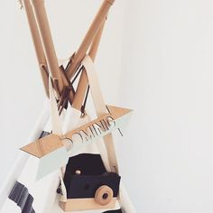 My wood name arrow, as it should be, letting you know who owns this fine teepee. Baby Name Reveal, New Baby Names, Wood Arrow, Wood Names, Name Plaques, Wooden Decor, New Room, New Baby Products, Mini