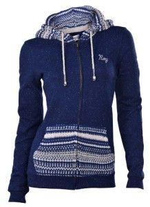 Blue Roxy Appaloosa... http://hotzipuphoodies.com/knitted-roxy-appaloosa/ #zipuphoodies #blue #roxy #hoodie #womens