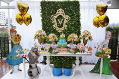 festa infantil frozen fever frozen fever party blog vittamina tema para festa de menina suh riediger filhas vitta