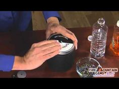 Tumbling and Polishing Jewelry and Stones with a Tumbler - Fire Mountain Gems and Beads
