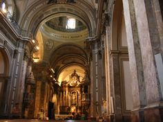 Buenos Aires Cathedral - #buenosaires #plazademayo #cathedral #sanmartinmausoleum #history #architecture