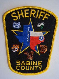 Sabine County TX SO
