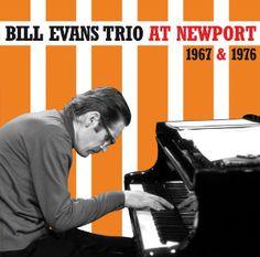 ●新品CD●BILL EVANS驚愕の未発表音源!! AT NEWPORT 1967 AND 1976 | diskunion JazzTOKYO