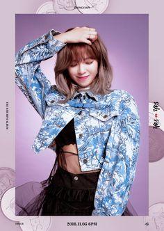 TWICE THE 6TH MINI ALBUM  YES or YES 2018.11.05 6PM  #TWICE #트와이스 #YESorYES #JEONGYEON #정연